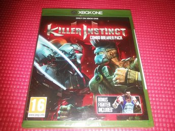 Killer Instinct : Combo Breaker Pack (XBOX ONE) NYTT