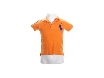 Polo Ralph Lauren, Pikétröja, Strl: 74, Orange