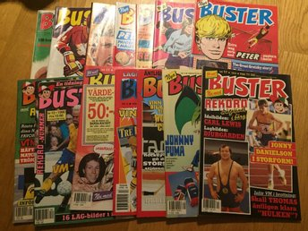 14 Buster 1984-1996