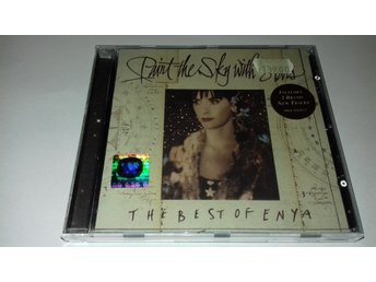 ENYA - the best of Enya - paint the sky with stars (cd)