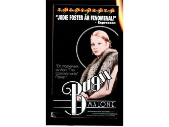 Bugsy Malone JODIE FOSTER