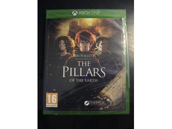 THE PILLARS OF THE EARTH - COMPLETE EDITION / XBOX ONE / HELT NYTT & INPLASTAT