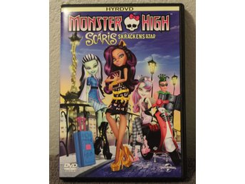 monster high skräckens stad