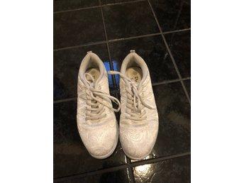 vita sneakers spets