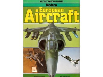 European aircraft, Europeiskt flyg, Military Library (Eng)