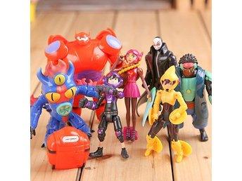 Big Hero 6 Leksaksfigurer Leksaker 7st - Hong Kong - Big Hero 6 Leksaksfigurer Leksaker 7st - Hong Kong