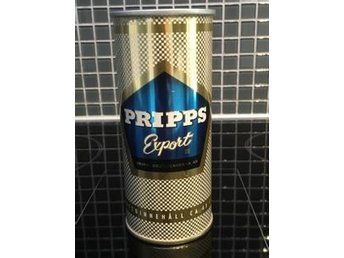 PRIPPS EXPORT Tab TOP i butik 1964-1966 i superskick