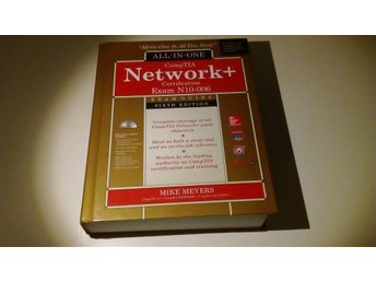 Comptia Network+ All-in-one Exam Guide (Mike Meyers) - Nätverk / Certifiering /