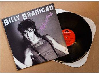 LP – Billy Branigan – Make a Move (1987) USA-press - Saltsjöbaden - LP – Billy Branigan – Make a Move (1987) USA-press - Saltsjöbaden