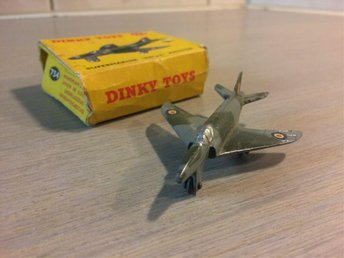 Dinky Toys 734 Supermarine Swift  Fighter