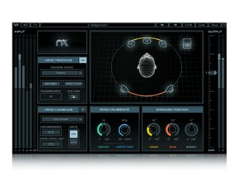 Waves Nx - virtual mix room over head phones