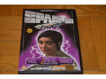 Space 1999 - Vol Three - DVD