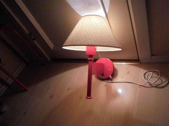 Luxus vägglampa lampett retro - Hagfors - Luxus vägglampa lampett retro - Hagfors