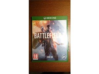 Battlefield 1 till Xbox One - Slottsbron - Battlefield 1 till Xbox One - Slottsbron