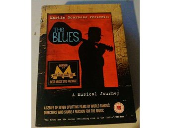 The Blues (7-disc) Scorsese presents