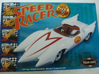 Polar Lights: Speed Racer
