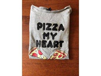 Pizza my heart tröja. Stl. S. - Göteborg - Pizza my heart tröja. Stl. S. - Göteborg