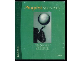 Progress skills plus cd medföljer ISBN: 91-44-02350-2