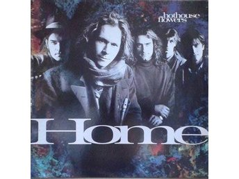 Hothouse Flowers title* Home* Blues, Folk Rock EU LP