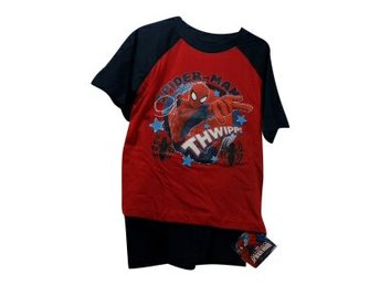 Spiderman /spindelmannen   pyjamas cl 116