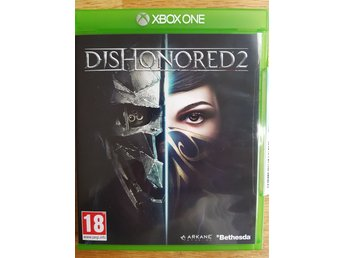 Dishonored 2 - Xbox ONE SPEL - NYSKICK