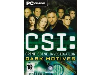 PC - CSI (Crime Scene Investigation) : Dark Motives (Beg)