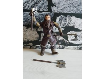 Gimli / Sagan om ringen / Fellowship of the ring / action figur