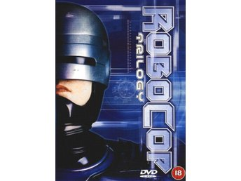 Robocop Trilogy (1,2 & 3) - DVD Box