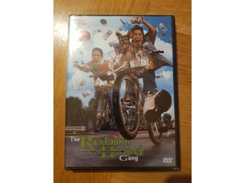dvd THE ROBIN HOOD GANG (1997)