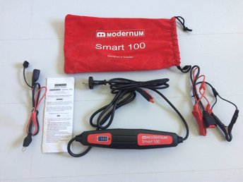 Modernum Smart 100 batteriladdare