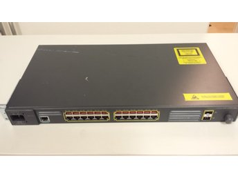 CISCO SYSTEM ME 3400 SERIES SWITCH