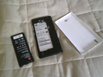 Huawei  Ascend G740 - 4G-mobil