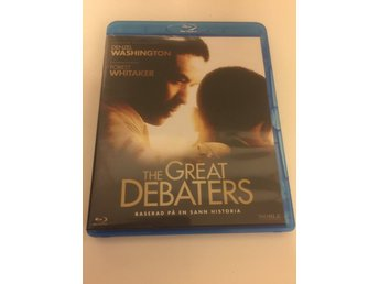 The great debaters. Svensksåld
