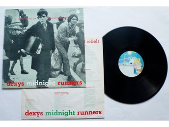 ** Dexys Midnight Runners ‎– Searching For The Young Soul Rebels **