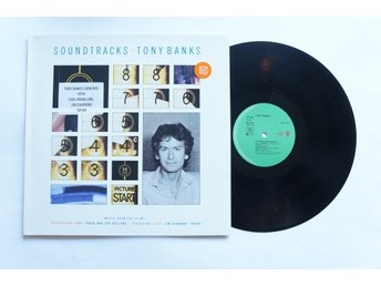 ** Tony Banks ‎– Soundtracks **