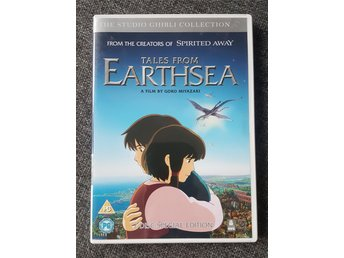Tales From Earthsea 2-Disc Special Edition DVD Legender från Övärlden