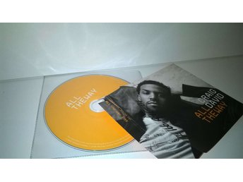 Craig David - All the way, single CD