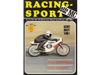 Allt Om Mc 1969-7-8 OSSA 250 Sport Stor Test..Royal Enfield