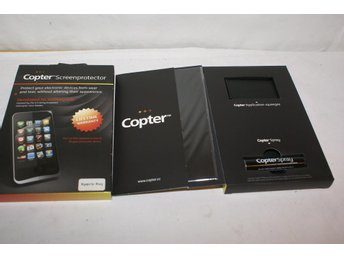 Copter Screen Protector till Xperia Ray