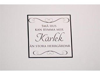 Kylskåpsmagnet Ordspråk Lycka Ordspråk Magnet Glädje Le - Kristianstad - Kylskåpsmagnet Ordspråk Lycka Ordspråk Magnet Glädje Le - Kristianstad