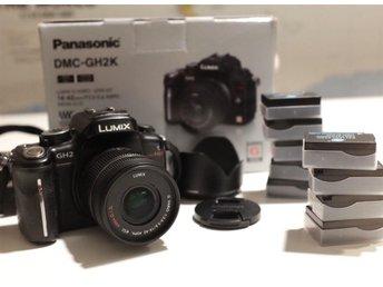 Panasonic Lumix GH2 Foto- och videokamera - Malmö - Panasonic Lumix GH2 Foto- och videokamera - Malmö