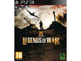 History: Legends of War - Playstation 3 - Varberg - History: Legends of War - Playstation 3 - Varberg