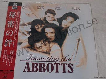 INVENTING THE ABBOTS - WIDESCREEN JAPAN LD