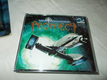 Wing Commander Prophecy PC CD ROM spel - överkalix - Wing Commander Prophecy PC CD ROM spel - överkalix