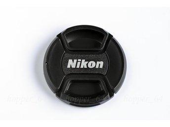 Objektivlock 58mm till Nikon (nytt) - Huddungeby - Objektivlock 58mm till Nikon (nytt) - Huddungeby