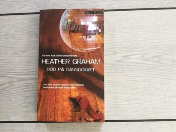 HQ Bestseller, Död på dansgolvet av Heather Graham