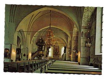 Arboga Heliga Trefaldighets kyrka, interiör - Segeltorp - Arboga Heliga Trefaldighets kyrka, interiör - Segeltorp