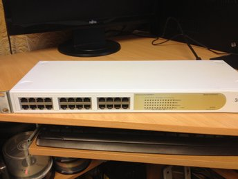 3Com SuperStack Baseline switch