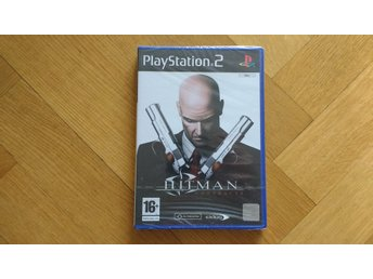 NYTT! PlayStation 2/PS2: Hitman Contracts