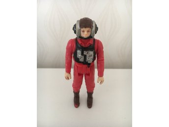 Star Wars vintage B-wing pilot